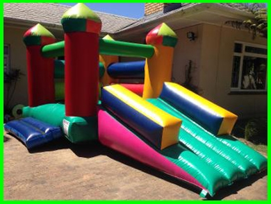 castle-with-slide